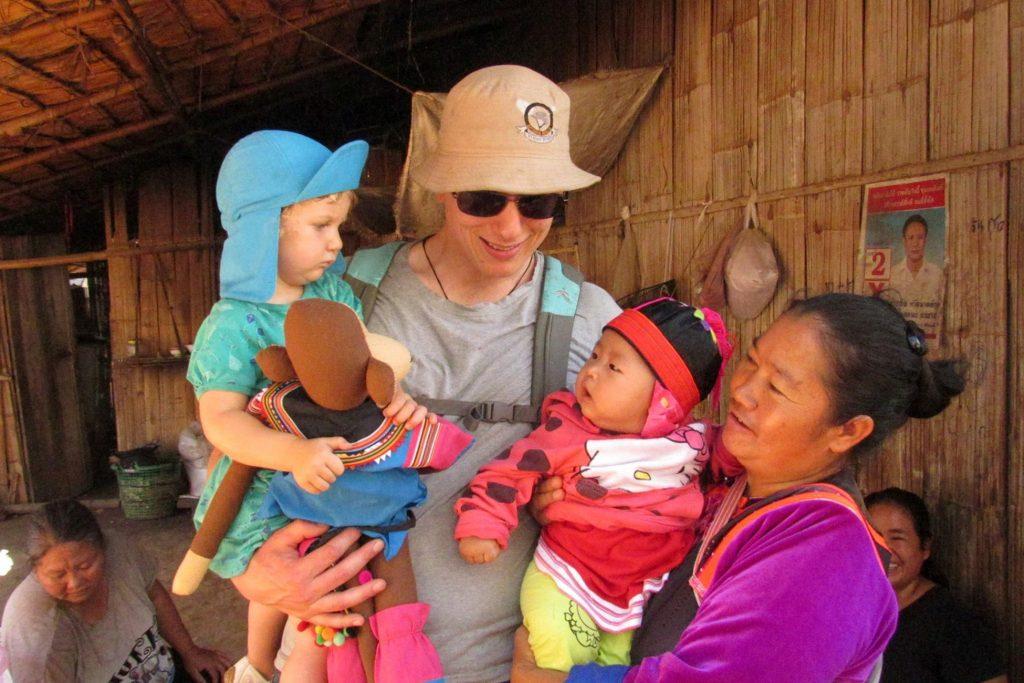 fairtrade tour, hill tribe tour chiangmai