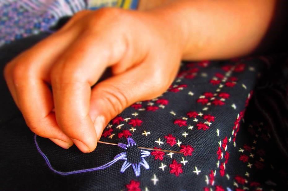 embroidery class chiangmai
