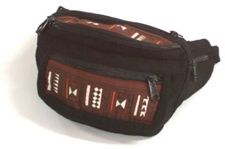 Bum bag hill tribe bag