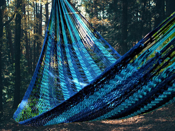 fair trade hammock for beach