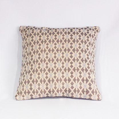 hill tribe cushion gray