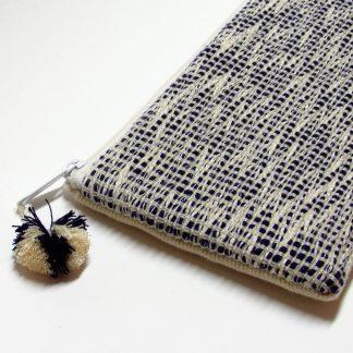 fair trade woven purse made in thailand