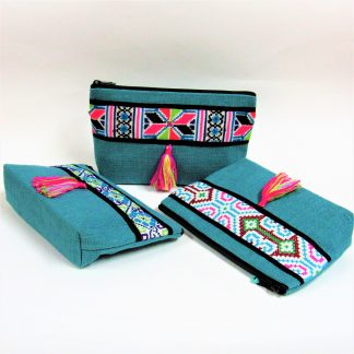 Fair Trade recycled purses
