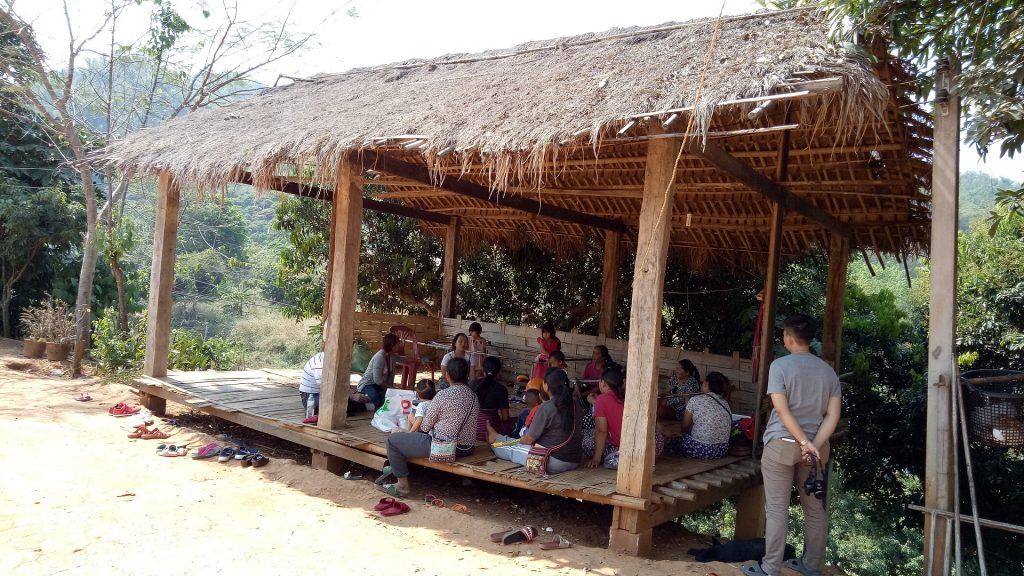hill tribe village chiang mai